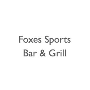 Foxes Sports Bar and Grill